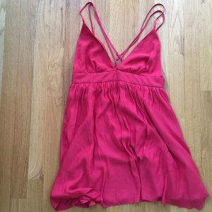 Forever 21 RED dress with No Back
